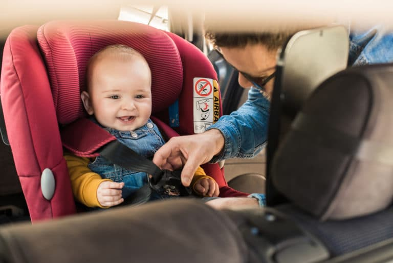 Are Car Seats Without ISOFIX Safe?