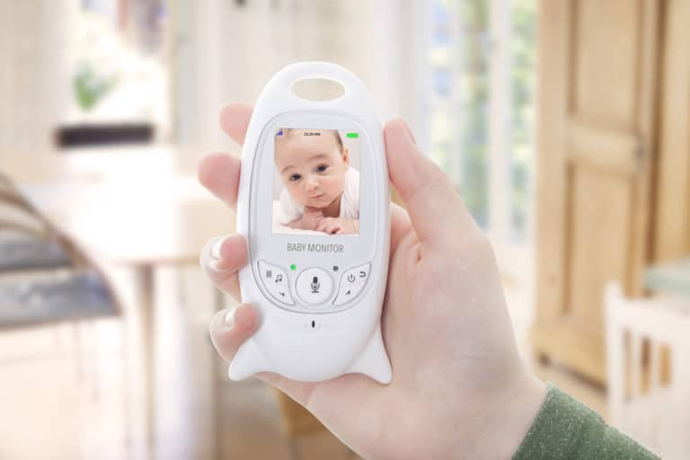 Can Neighbors Pickup Images from Your Baby Monitor