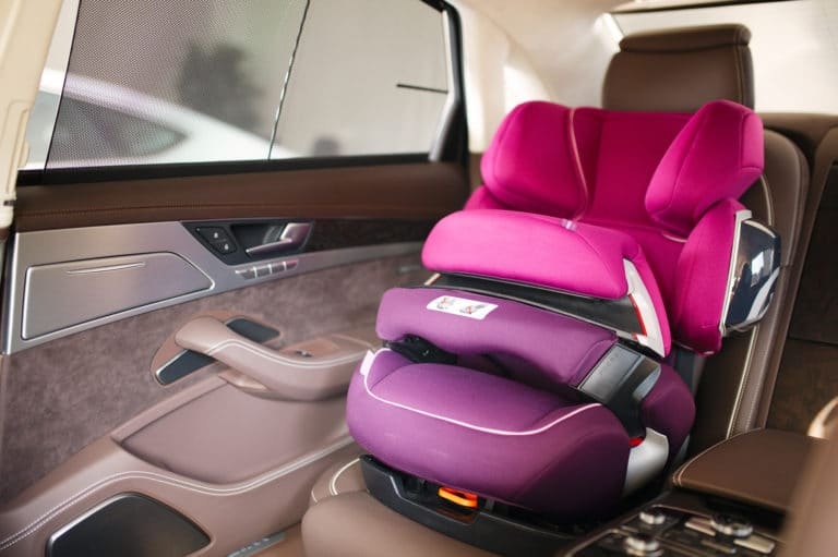 Do Car Seats Need to be Replaced After an Accident?