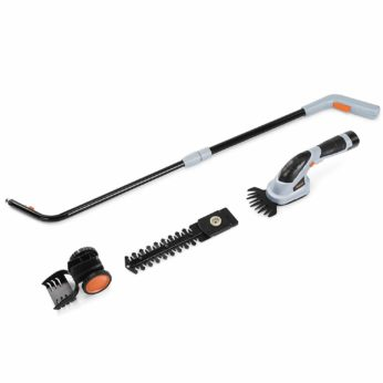 VonHaus 7.2V 2 in 1 Grass and Hedge Cordless Trimmer