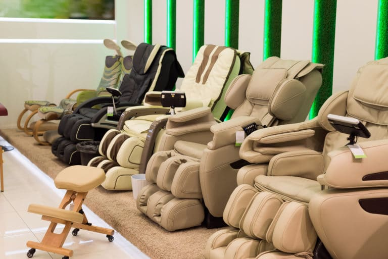 best massage chair uk