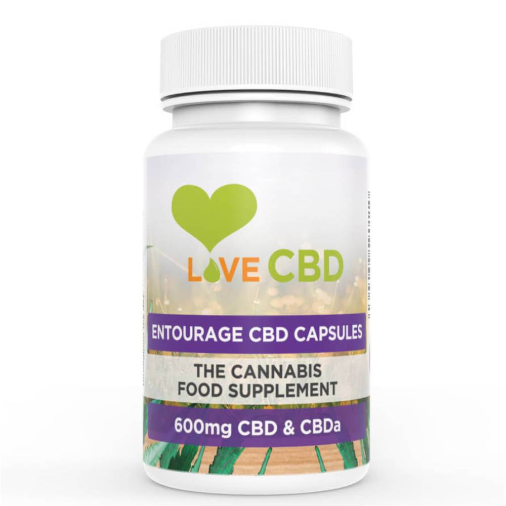 Love CBD Entourage