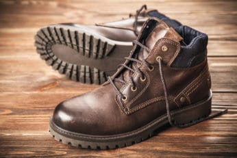shoes with treads