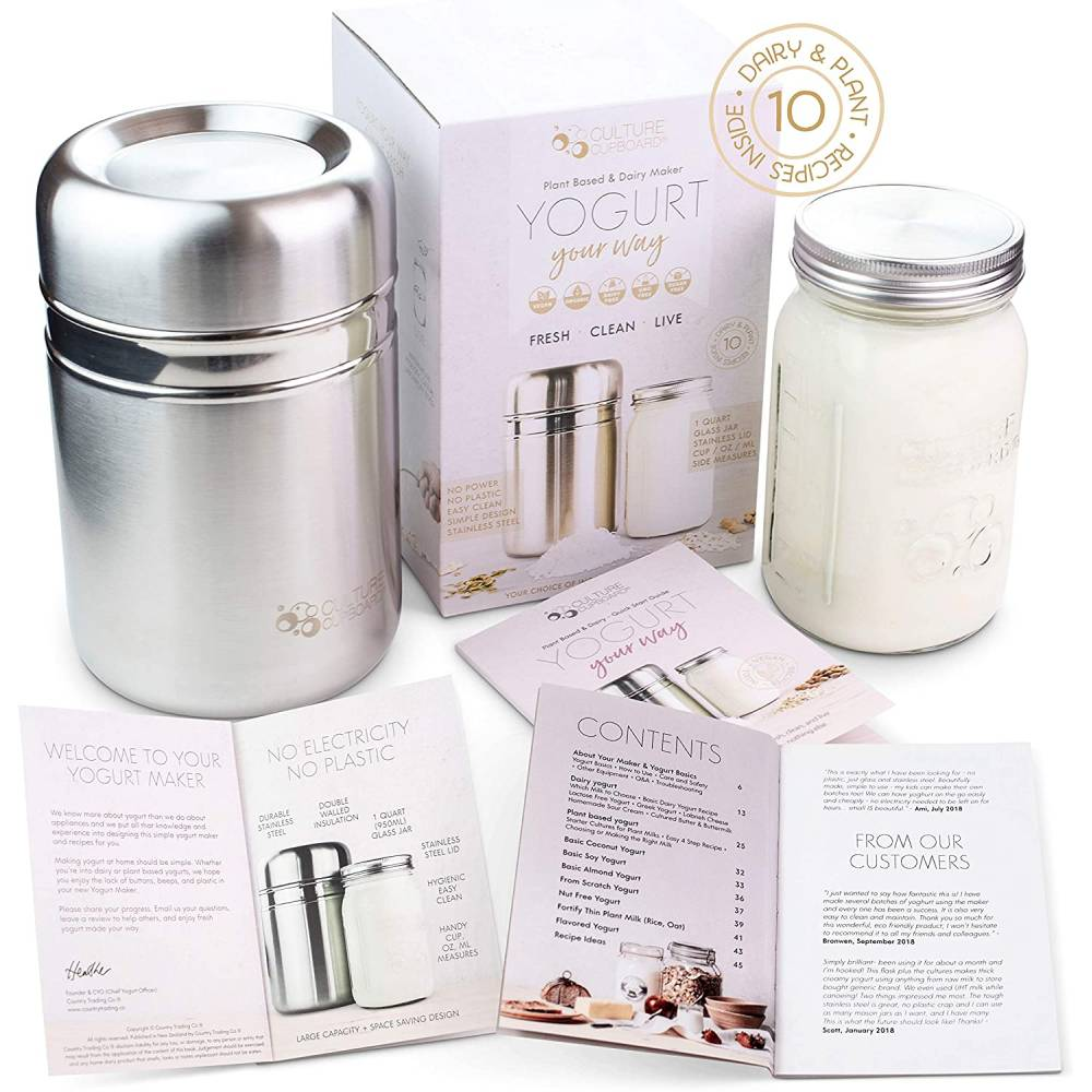Country Trading Co Stainless Steel