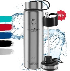 activeflask stainless steel